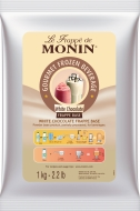 Le Frappe de MONIN White Chocolate